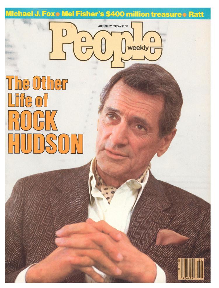Rock Hudson Aids Announcement | www.pixshark.com - Images ...