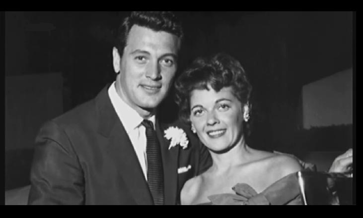 Rock Hudson And Phyllis Gates The Rock Hudson Project